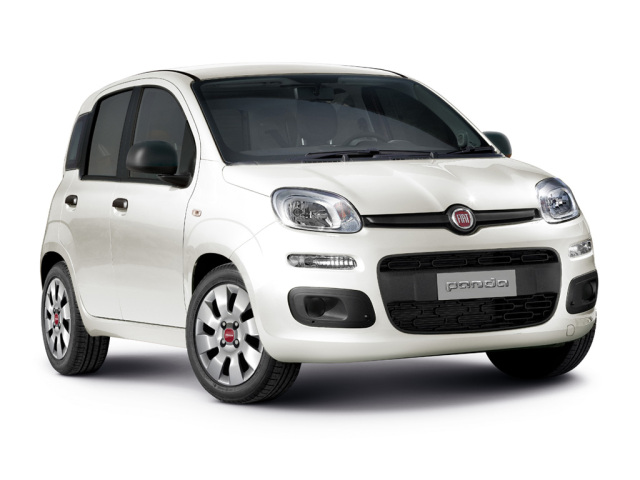 Rent a car Rhodes Fiat Panda