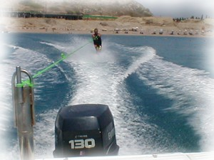watersport in Kolymbia