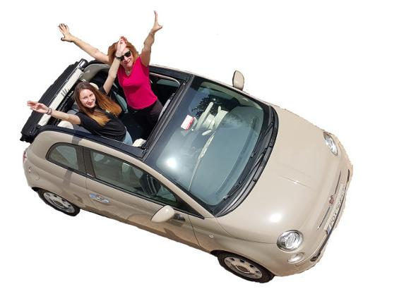 Happy Family rent a car rhodes
