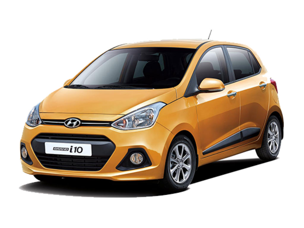 Hyundai I10 rent a car rhodes