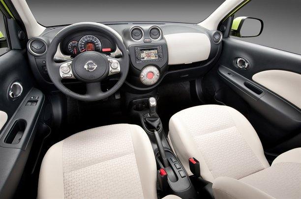 Nissan Micra Rhodes