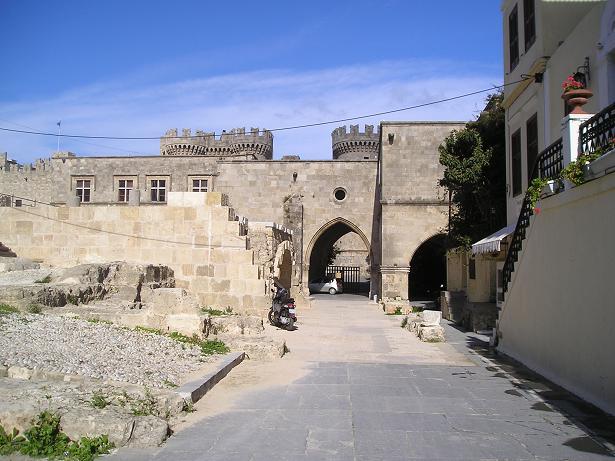 Rhodes old town1