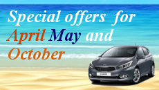 special offers rent a car rhodes