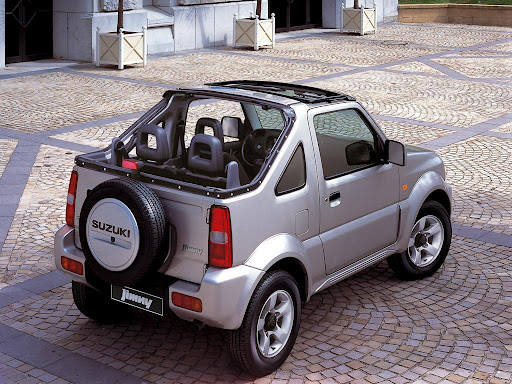 Autotour rent a car Jimny
