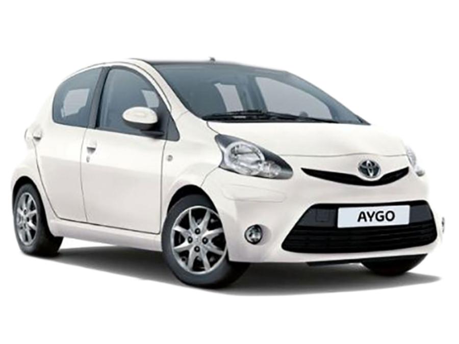 rent a car Auto tour Aygo